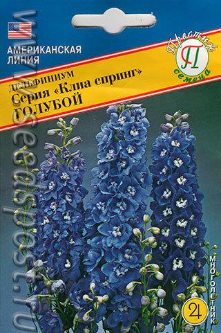 Клиа Спринг Голубой