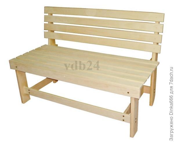Такая мебель из липы