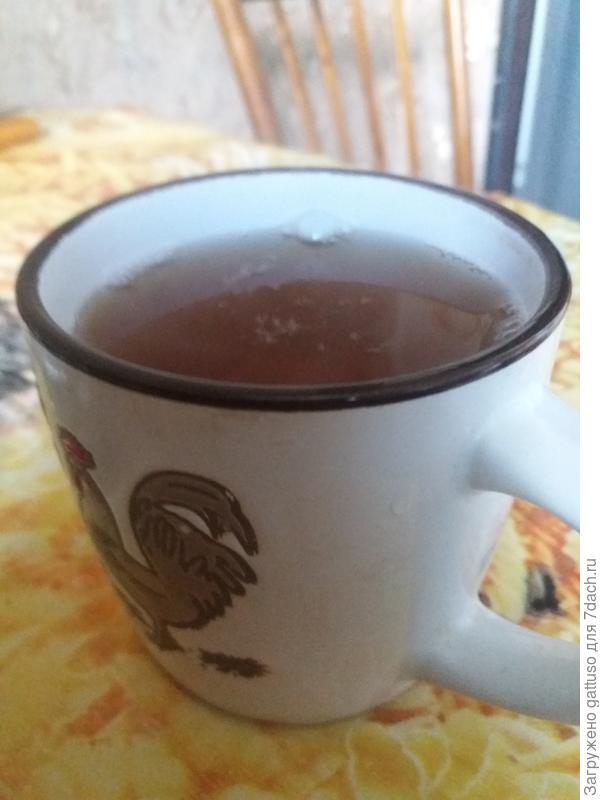 Чай из Зверабоя