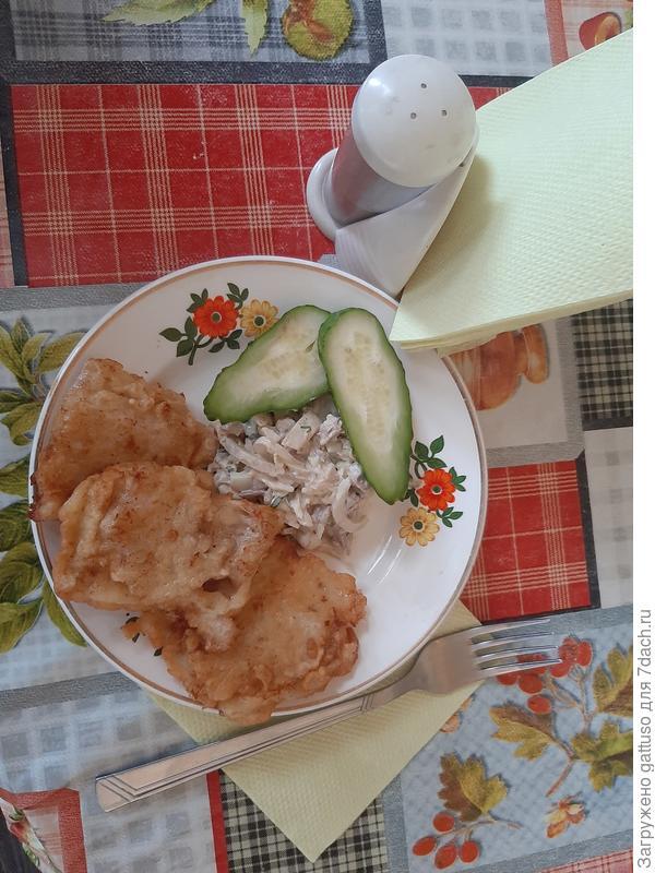 Вкусно, полезно и аппетитно))