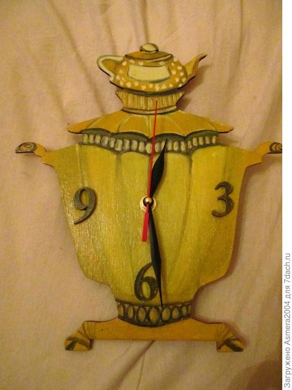 часы для Галины Семеновны на дачу