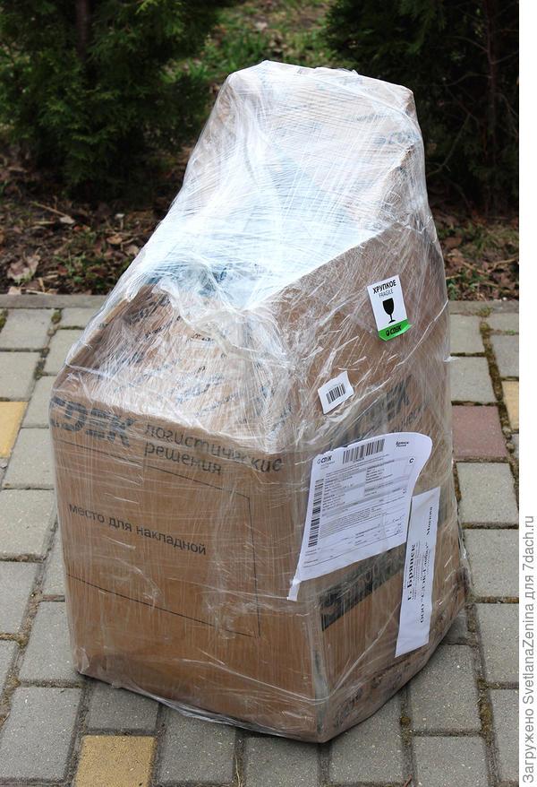 в транспортной упаковке