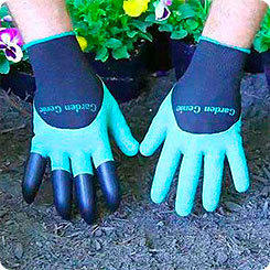 [27477m] Садовые перчаÑ'ки Garden Genie Gloves