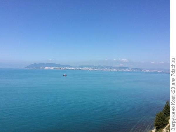 Путешествие одного дня - Два в одном - Горы Море