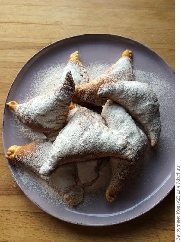 Сладкие булочки с щавелем :)