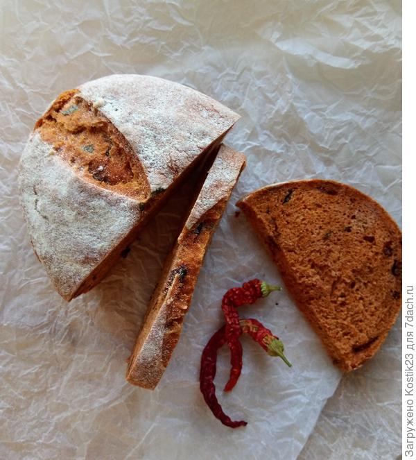 Как хлебушек остынет,его можно  нарезать ииии Bon Appetit...:)