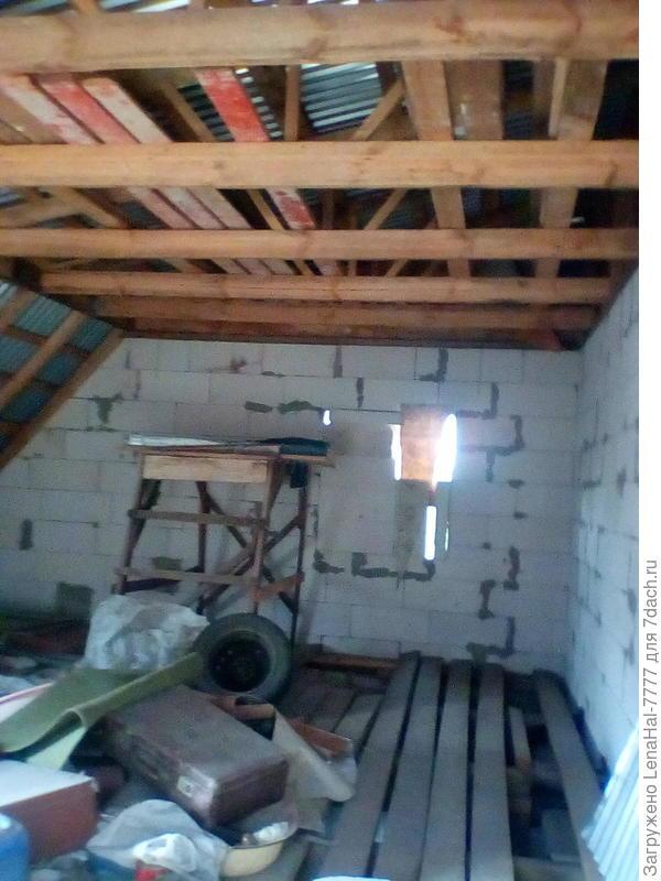 Крыша 2 этажа