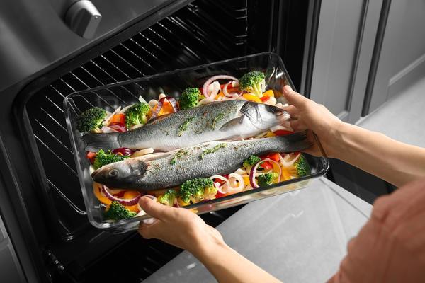 Самая полезная рыба, приготовленная в духовке