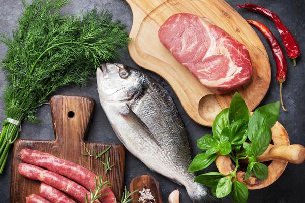 Секрет в том, чтобы есть столько же рыбы, сколько мяса
