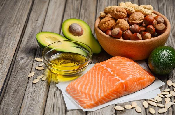Ненасыщенные жирные кислоты содержатся не только в рыбе, но и в некоторых продуктах растительного происхождения