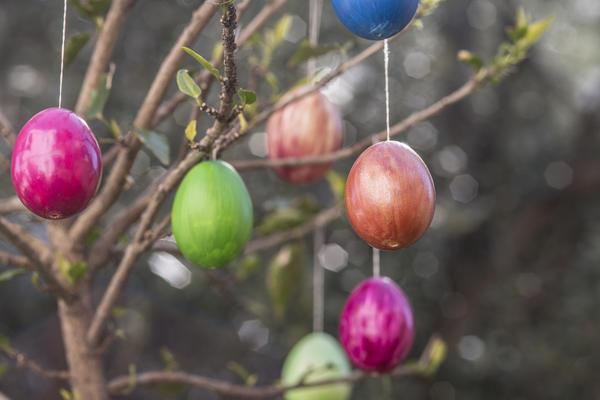 Праздничный декор можно сделать своими руками