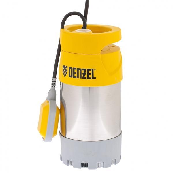 Погружной насос высокого давления для колодца Denzel PH900, X-Pro