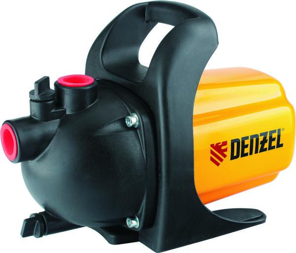 Поверхностный насос Denzel GP600