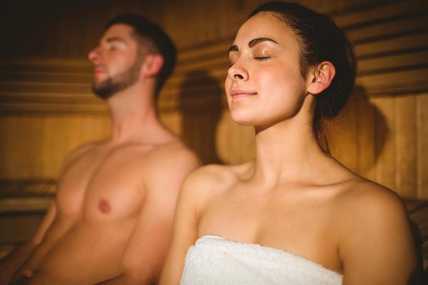 Чтобы после посещения бани не болела голова, нужно обеспечить достаточный воздухообмен