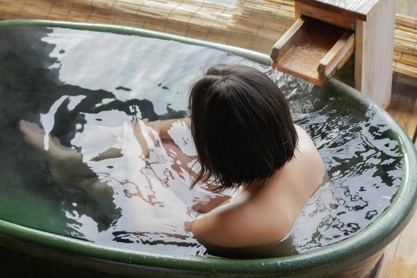 Японская баня о-фуро