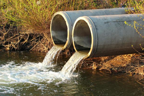 Кроме очистки воды, нужно задуматься о том, как ее утилизировать