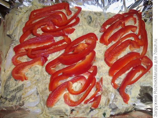 Камбала, запечённая в фольге под овощами - пошаговый рецепт приготовления с фото