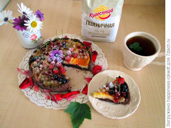 Приготовьте его и зовите домочадцев на уютное чаепитие!