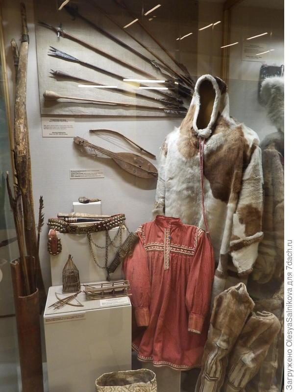мужская традиционная одежа