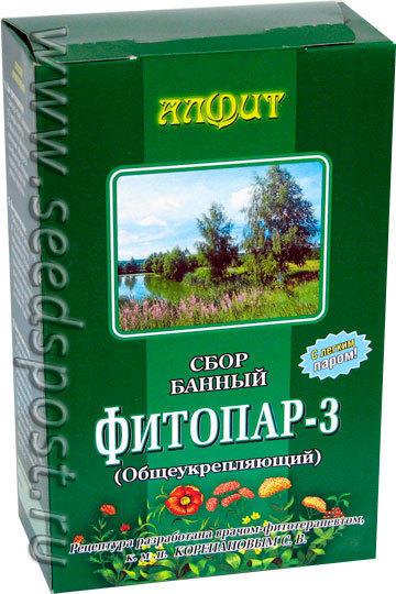 Банный сбор Фитопар-3 Общеукрепляющий, 500 г (20 фильтр-пакетов по 25 г)  Источник: https://7dach.ru/Tatka-Veta/banka-parit-zdorove-darit-162961.html