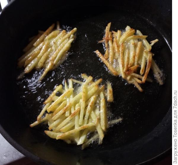 "Обжарка картофеля ""Пай"""