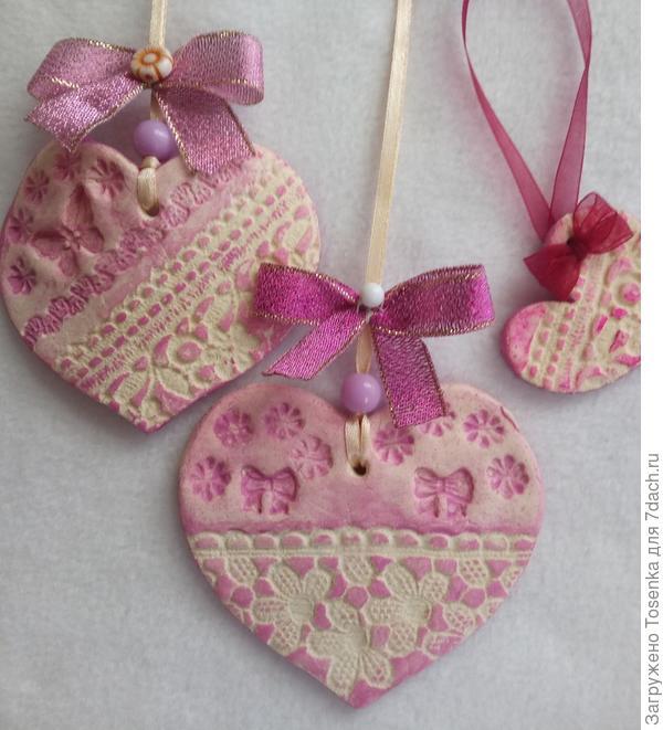 Сердечки- валентинки