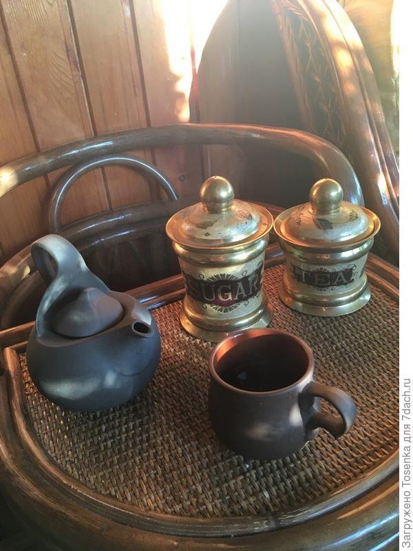 Чай на даче