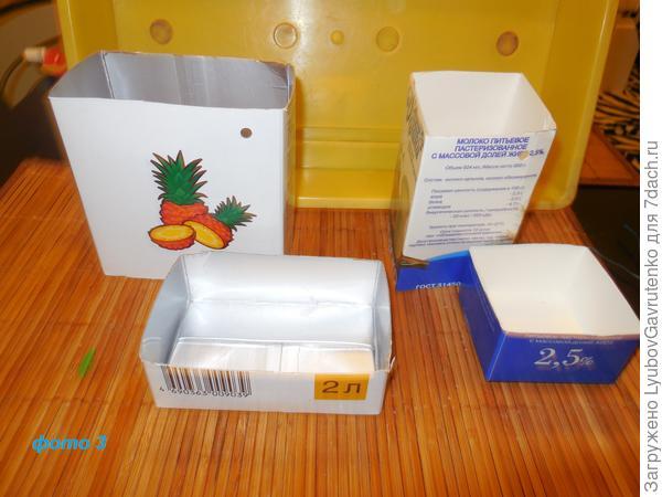Подготовленные пакеты