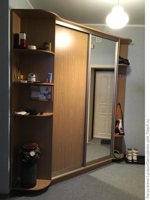 Наш шкаф с секретом