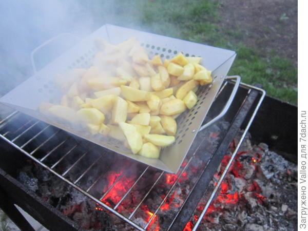 Готовим картошечку