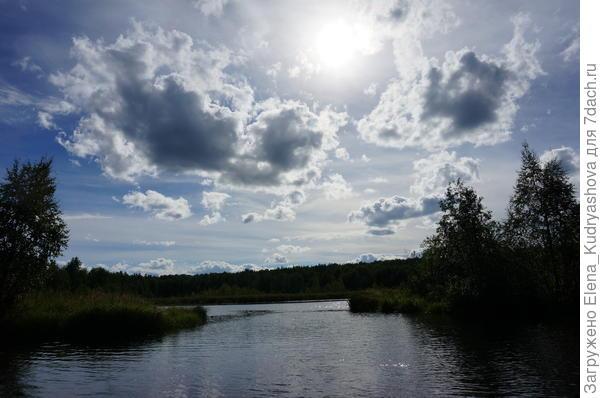 Маггуба Онежского озера