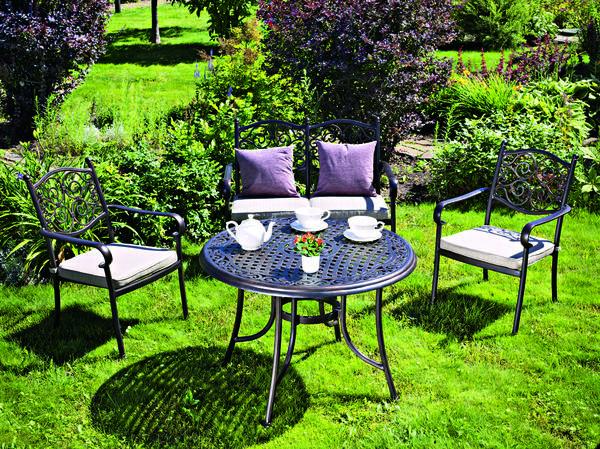 Комплект садовой мебели Mansura
