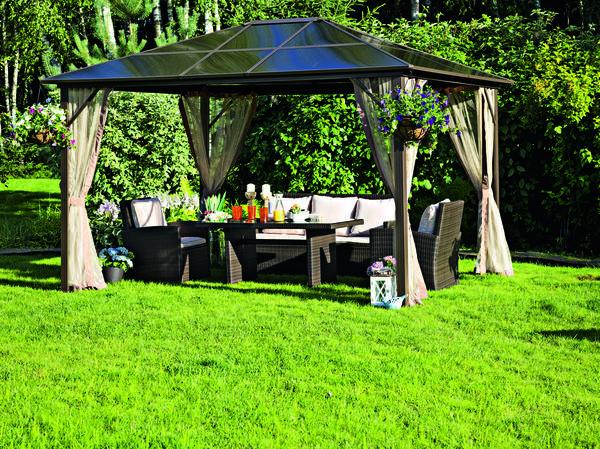 Садовый павильон Casais