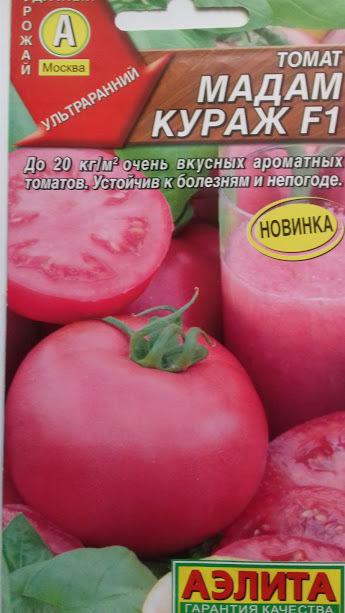 вот так выглядеть должен томат