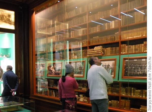 Библиотека старинных изданий