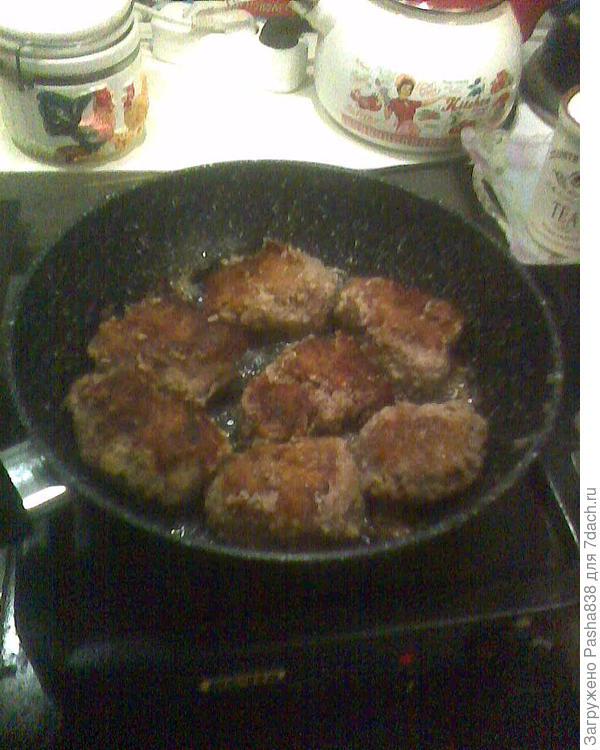 Котлетки из козлятины - пошаговый рецепт приготовления с фото