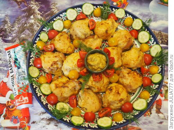 Готовое блюдо-очень аппетитно смотрится)))
