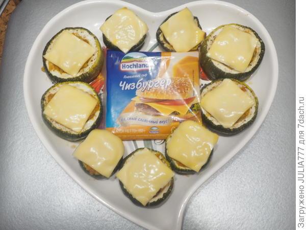 """""""Овощной чизбургер"""" готов!"""