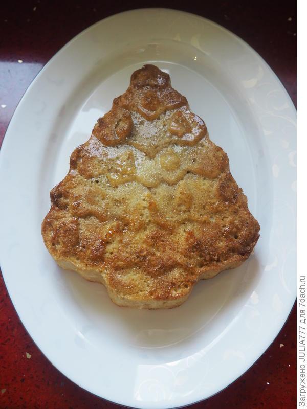 Яблочный пирог. Простой пошаговый рецепт с фото