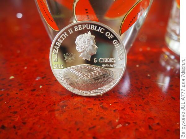 Монетка для здоровья. Пьём серебряную воду