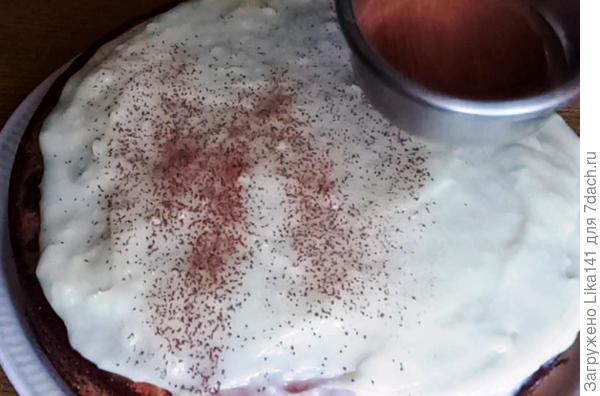 Необычно! Тает во рту! Восхитительный пирог на сметане - Пляцок - с творожными шариками внутри