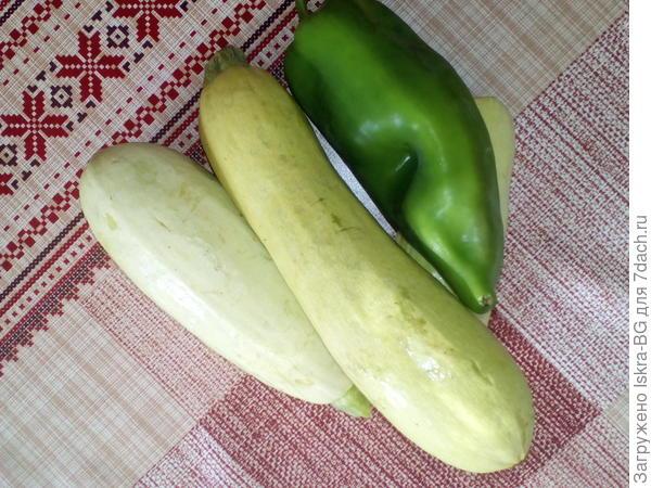 Запеканка с кабачком - пошаговый рецепт приготовления с фото