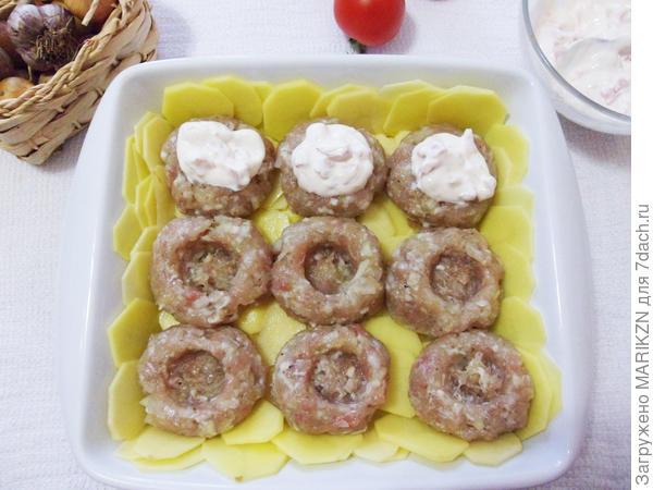 Что у нас на второе? Котлеты с картошкой по-новому - пошаговый рецепт приготовления с фото