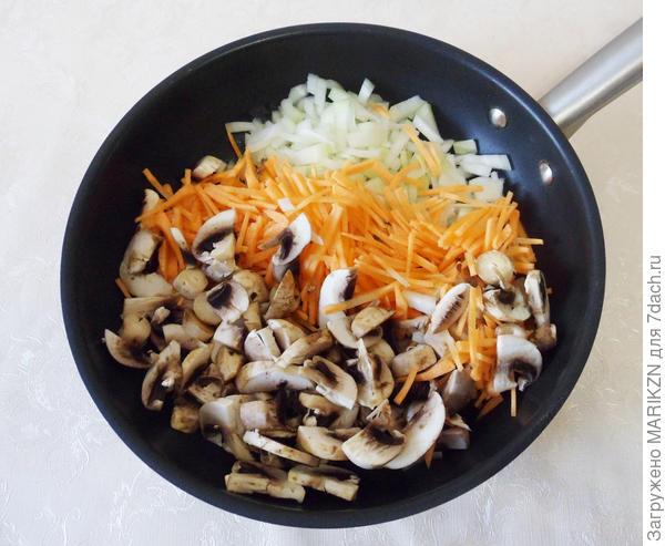 Томленый суп с гречкой и грибами - пошаговый рецепт приготовления с фото