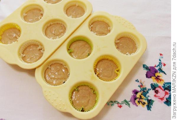 Чайные кексы Эрл Грей (Earl Grey) - пошаговый рецепт приготовления с фото