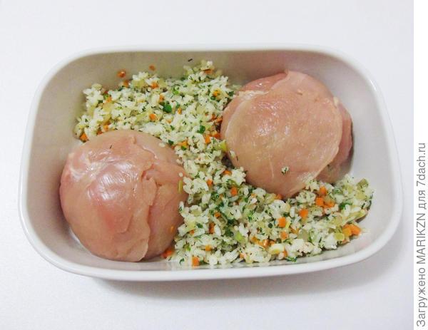Фаршированные; бомбочки; из куриного филе. Пошаговый рецепт с фото