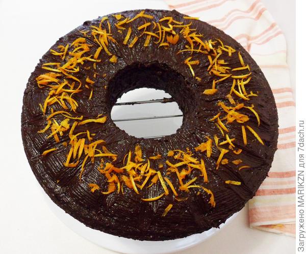Пряный кекс с портвейном и черносливом. Пошаговый рецепт с фото