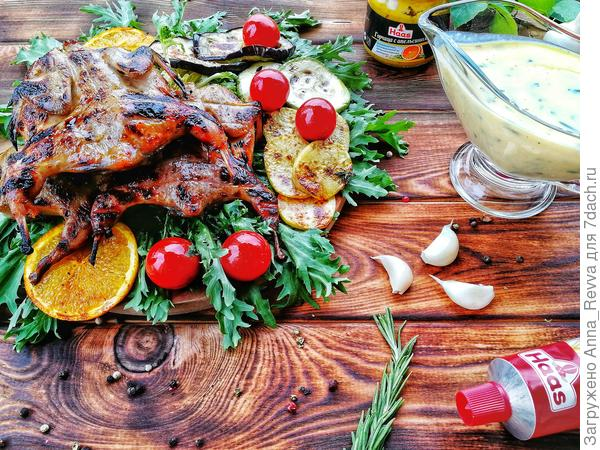 Перепёлки в пикантном маринаде: неповторимое сочетание вкусов