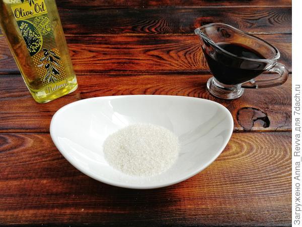 Оставшиеся ингредиенты, необходимые для приготовления