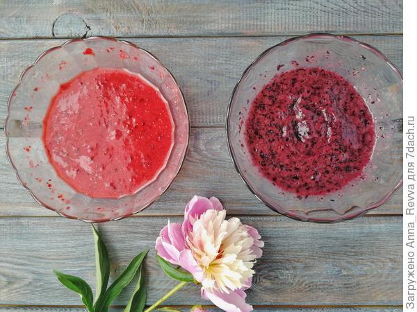 Творожно-ягодный десерт: готовим вкусно и полезно для наших деток